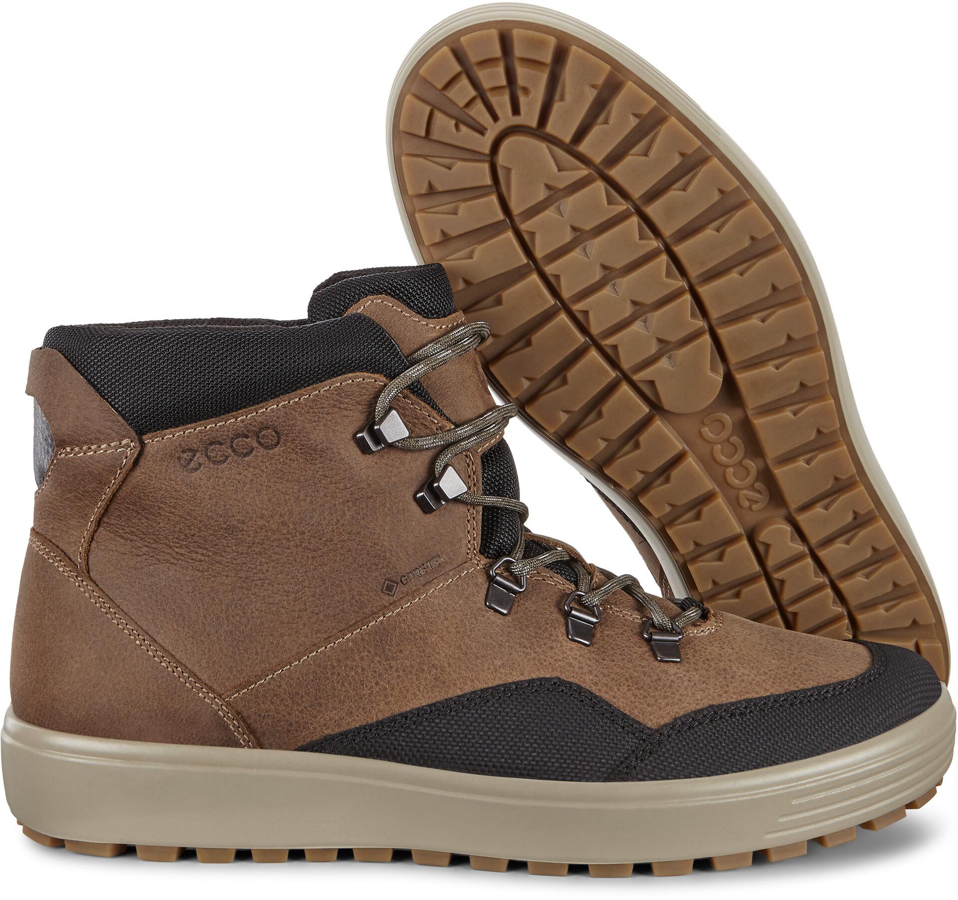gut kaufen Auslauf echte Schuhe soft 7 tred stiefelette ecco
